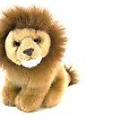 Plush lion. by FER737NG