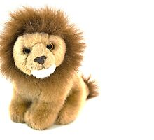 Plush lion. by FER737NG