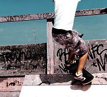 Mr Skater by Preston Timmins