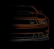2012 Ford Mustang Boss 302 by BMart