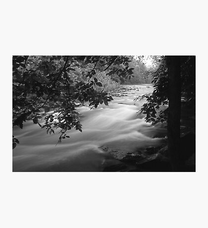 West Prong, Little Pigeon River, Great Smoky Mountain National Park Photographic Print
