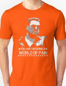 World of Pain Funny Movie Funny Cotton S-XXL Adult T Shirt T-Shirt
