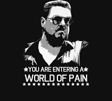 World of Pain Funny Movie Funny Cotton S-XXL Adult T Shirt Hoodie