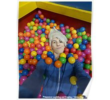 Sour Cream Cosplay Print - Ball Pit Poster