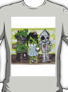 Dorothy of Ozzzombies T-Shirt