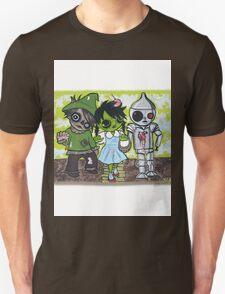 Dorothy of Ozzzombies Unisex T-Shirt