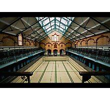 Victoria Baths.. Photographic Print