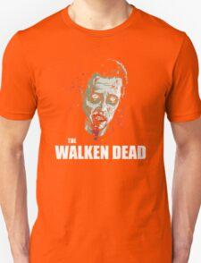 THE WALKEN DEAD FUNNY ZOMBIE VEST TOP UNISEX T-Shirt