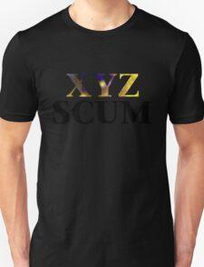 Yugioh XYZ Scum Arc V Unisex T-Shirt
