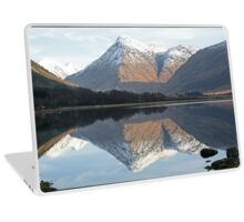 Reflections, Loch Etive, Scotland Laptop Skin