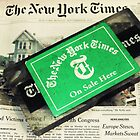 New York Times by Caroline Fournier