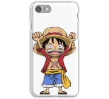 Huray Luffi iPhone Case/Skin