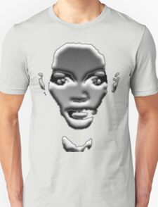 Metal Woman Unisex T-Shirt
