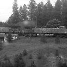 Train passing thouh by becca2425
