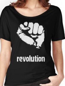 Anti Against Television Mainstream Women's Relaxed Fit T-Shirt