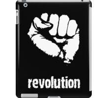 Anti Against Television Mainstream iPad Case/Skin