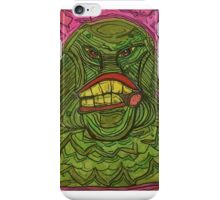 The Busted Creatcha  iPhone Case/Skin