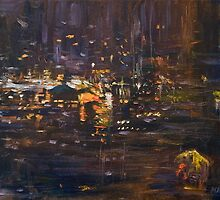 night lights by Michael Brennan