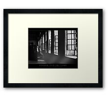Edessa, Rope Manufacturing Plant - 'Kanavourheio' Framed Print