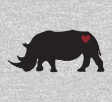 Love rhino by Lauren Banks