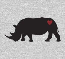 Love rhino by Lauren Banks