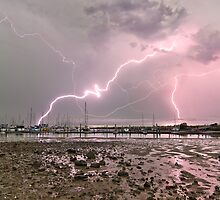 Any port in a storm by Matt Duncan