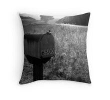 """Rural 6500"" Throw Pillow"