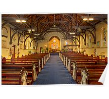 All Saints Anglican Church • Brisbane • Australia Poster