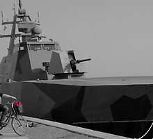 The Warship and the Girl by John44