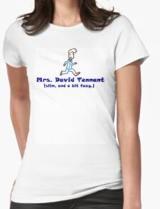 mrs. david tennant. T-Shirt