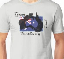 Australia - Great Southern Land Unisex T-Shirt