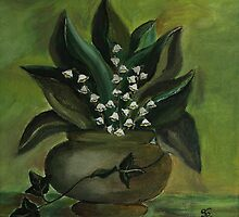 Lily of the Valley by RosiLorz