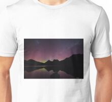 Aurora Australis at Cradle Mountain Unisex T-Shirt