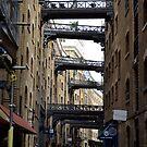 Through the corridors of London by Sherony Lock