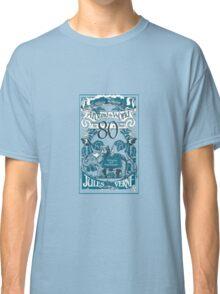 Around the World in Eighty Days Classic T-Shirt