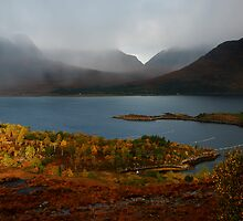 Torridon Mists by Alison Scotland