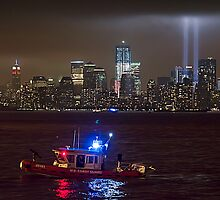 9/11 tribute of lights by marianne troia