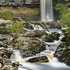 Thornton Force I, Ingleborough, Yorkshire Dales by Chris Tarling