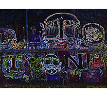 GRAFFITI ART DESIGN Photographic Print