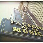 Old Cinema in Madrid by anjafreak