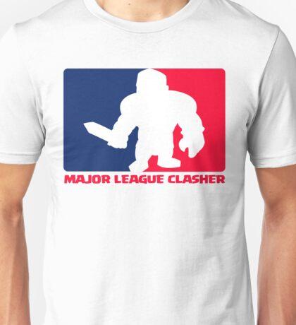 Major League Clasher Unisex T-Shirt