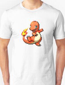 Charmander  - 16bit T-Shirt