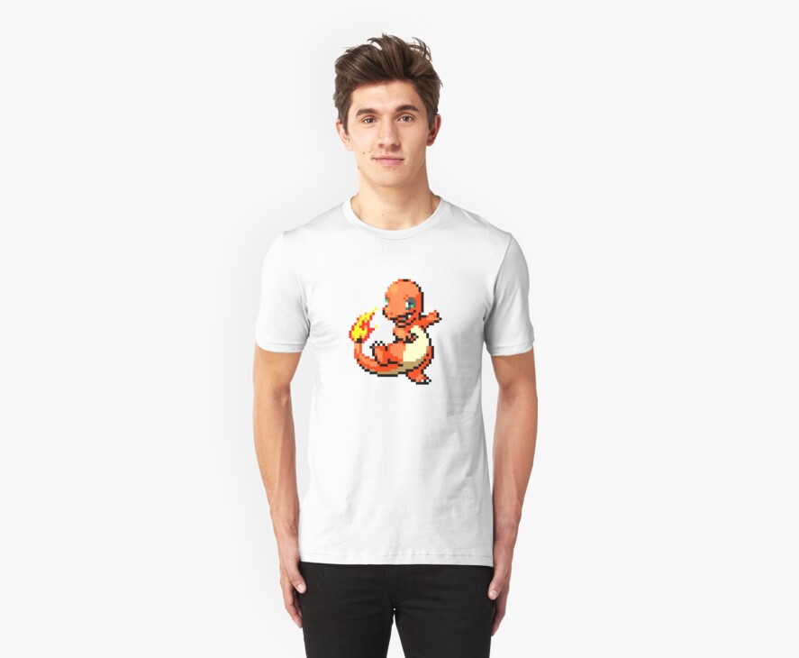 Charmander  - 16bit by Ryan Wilson