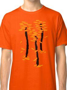 Autumn trees | Arbres d'automne Classic T-Shirt