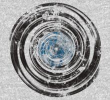 Old Vinyl Records Urban Grunge V2 by Denis Marsili