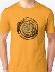 Old Vinyl Records Urban Grunge V2 T-Shirt