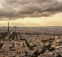 Dream of Paris by hayrettinsokmen