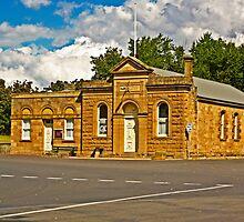 Ross Community Hall by TonyCrehan
