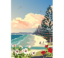 Orewa Beach, New Zealand Photographic Print