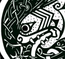 Celtic Twist Sticker